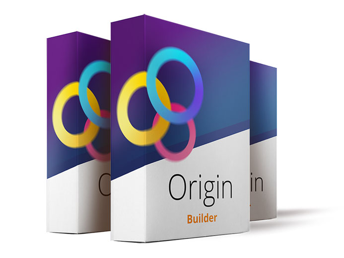 Origin Builder Product Box
